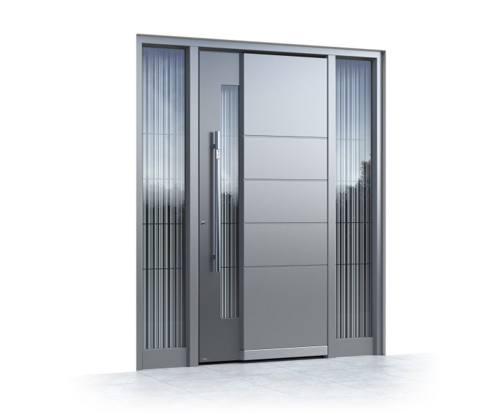 Baremawindows Aluminum Entry Doors