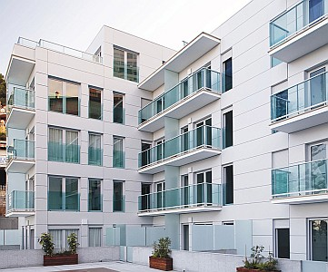 Baremawindows Com Aluminum In Amp Out Casement Windows
